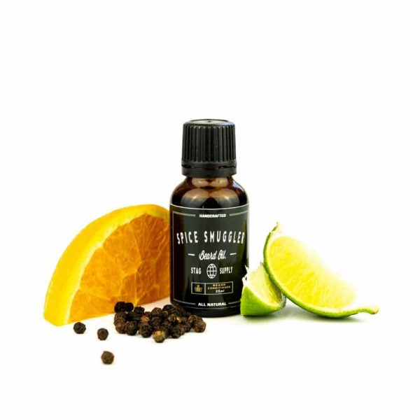 beard oil spice ing